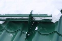 Снегозадержатели Grand Line
